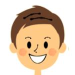 若いサラリーマン_笑顔